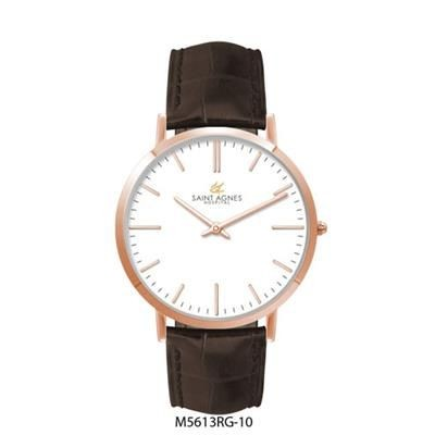 Picture of ROSE GOLD PLATED GENTS WATCH