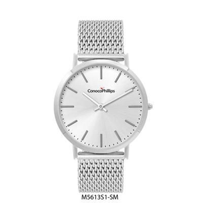 Picture of ULTRA SLIM STAINLESS STEEL METAL GENTS WATCH