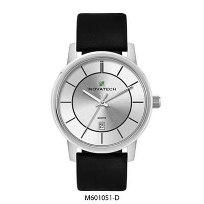 Picture of CLASSIC 2 TONE SILVER DIAL GENTS WATCH
