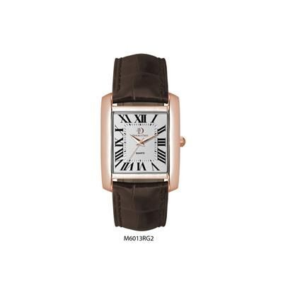 Picture of SQUARE MATCHING LADIES AND GENTS WATCH in Rose Gold
