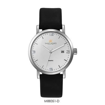 Picture of STAINLESS STEEL METAL MATCHING LADIES & GENTS WATCH
