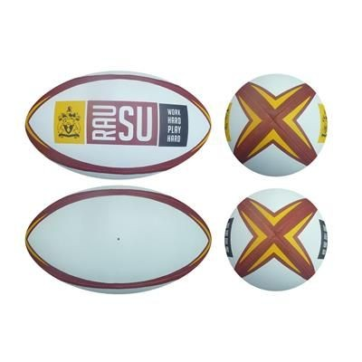 Picture of SIZE 5 RUGBY BALL