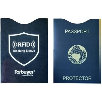 Picture of RFID PASSPORT DEFENDER
