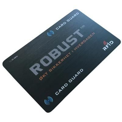 Picture of CONTACTLESS RFID CARD PROTECTOR