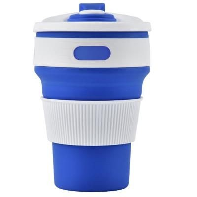 Picture of COLLAPSIBLE CUP in Dark Blue