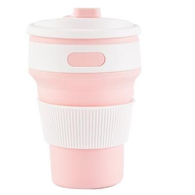 Picture of COLLAPSIBLE CUP in Pink