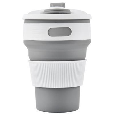 Picture of COLLAPSIBLE CUP in Grey