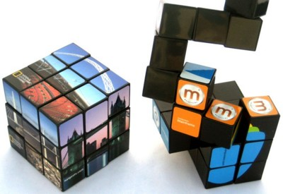 Picture of ELASTIC PUZZLE CUBE GAME