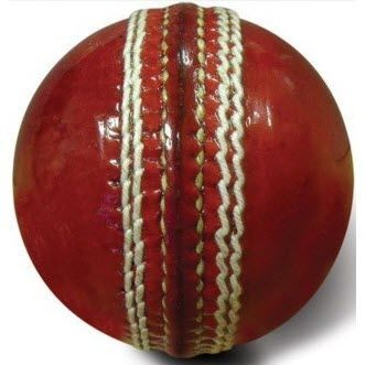 Picture of FULL SIZE LEATHER CRICKET BALL