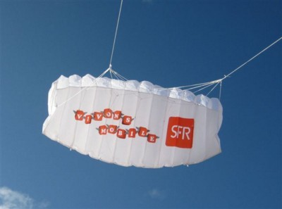 Picture of STUNT PARAFOIL KITE