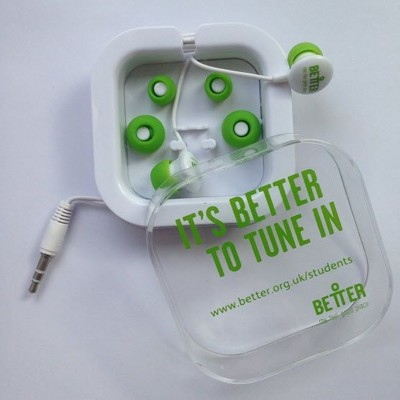 Picture of EARPHONES SET