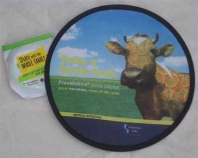 Picture of FOLDING NYLON FRISBEE