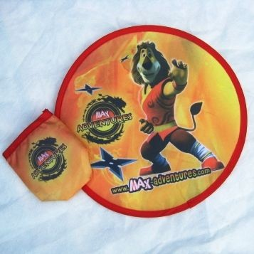 Picture of NYLON FOLDING FRISBEE