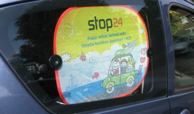 Picture of CAR WINDSCREEN SUN SHADE