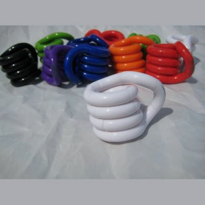Picture of TANGLE PUZZLE in White