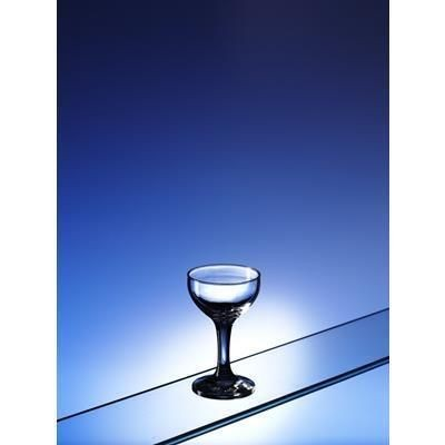 Picture of PROFESSIONAL STANDARD PREMIUM UNBREAKABLE STEMMED SHOT GLASS: 50ml 2oz