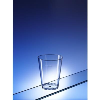 Picture of RECYCLABLE CRYSTAL CLEAR TRANSPARENT PLASTIC GLASS