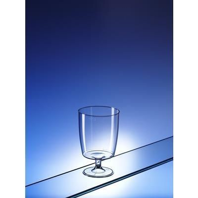 Picture of RECYCLABLE ONE-PIECE PLASTIC WINE GLASS