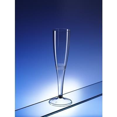 Picture of RECYCLABLE PLASTIC CHAMPAGNE GLASS