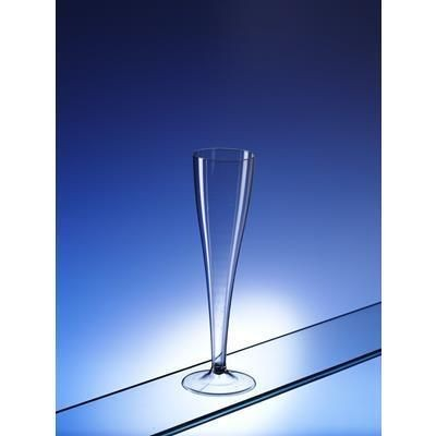 Picture of RECYCLABLE SMALL PLASTIC CHAMPAGNE TASTING GLASS