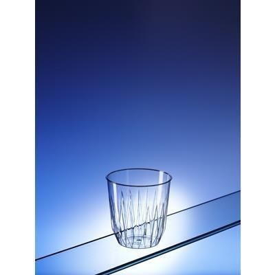 Picture of CUT GLASS EFFECT PLASTIC TUMBLER
