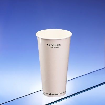 Picture of RECYCLABLE PAPER PINT CUP
