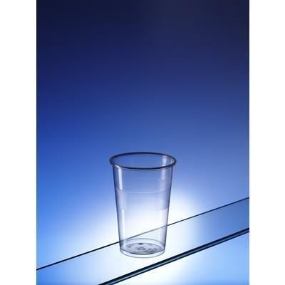 Picture of RECYCLABLE HALF PINT TO RIM GLASS