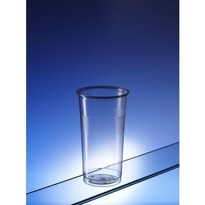 Picture of HALF LITRE PLASTIC GLASS