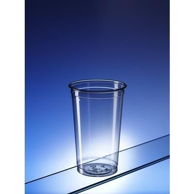 Picture of RECYCLED PLASTIC OVERSIZE PINT GLASS