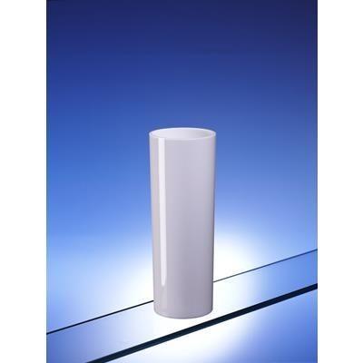 Picture of PREMIUM UNBREAKABLE WHITE PLASTIC HIGHBALL TUMBLER