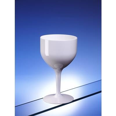 Picture of PREMIUM UNBREAKABLE WHITE GIN GLASS