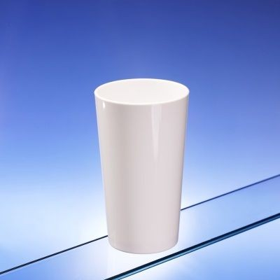 Picture of WHITE PINT GLASS