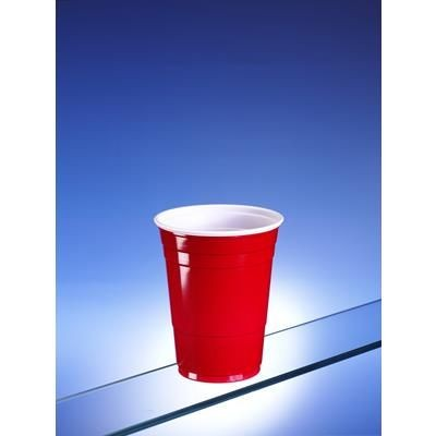 Picture of RED AMERICAN PARTY CUP