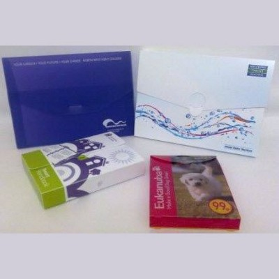 Picture of A4 POLYPROPYLENE PRESENTATION BOX