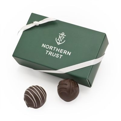 Picture of CHOCOLATE BOX with 2 Luxury Chocolate