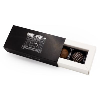 Picture of CHOCOLATE BOX with 3 Luxury Chocolate