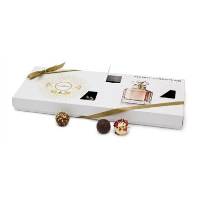 Picture of PERSONALISED LUXURY TRUFFLE ADVENT DESK CALENDAR