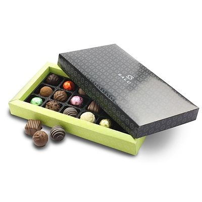 Picture of CHOCOLATE BOX with 18 Luxury Chocolate