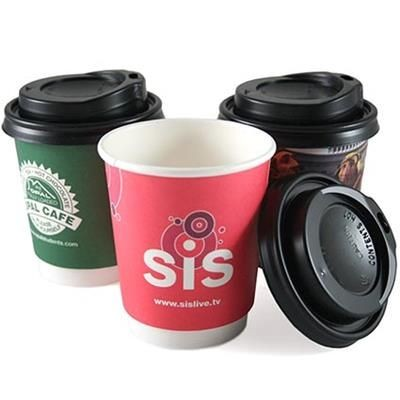 Picture of PRINTED PAPER COFFEE CUP