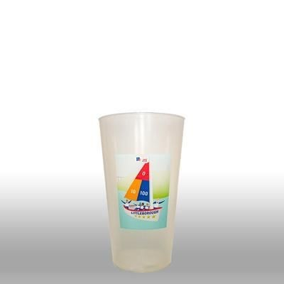 Picture of PINT CUP in Clear Transparent