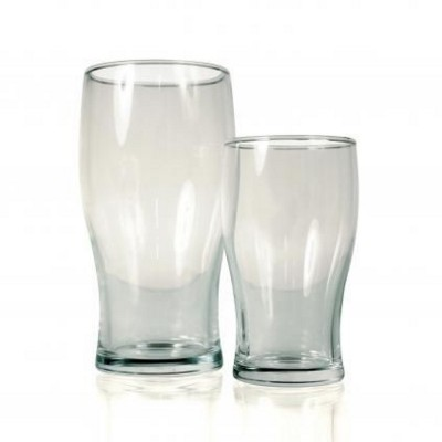 Picture of TULIP 20OZ BEER GLASS in Clear Transparent