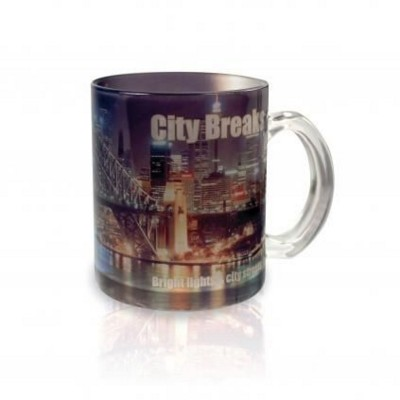 Picture of GLASS PHOTO MUG