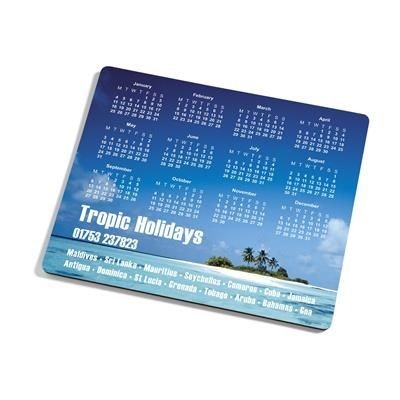 Picture of HARD TOP CALENDAR MAT