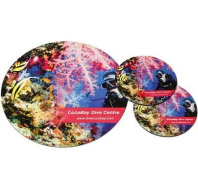 Picture of SMARTMAT MOUSEMAT & COASTER SET