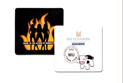 Picture of SOFTMAT COASTER in White