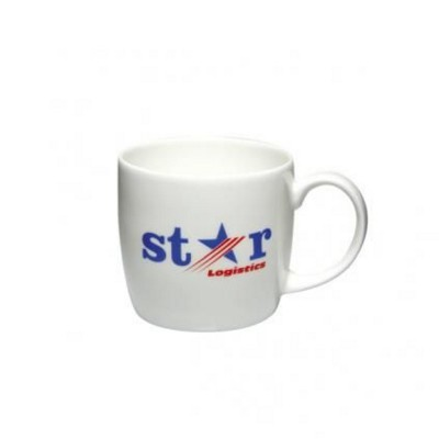 Picture of BOSTON BONE CHINA MUG in White