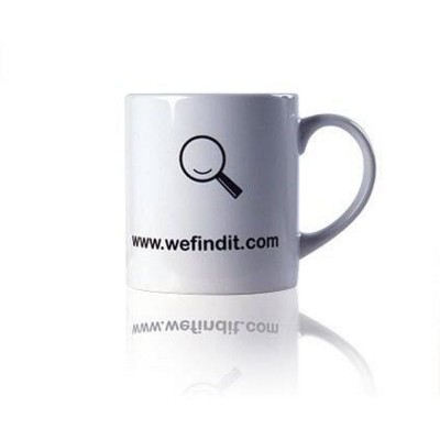 Picture of DINKY DURHAM MUG in White