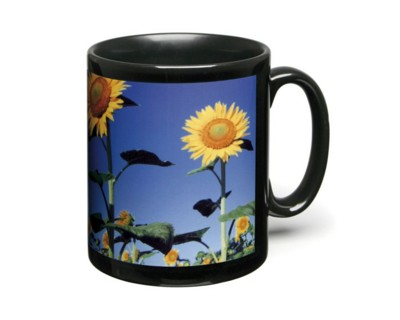 Picture of DURHAM BLACK PHOTO MUG