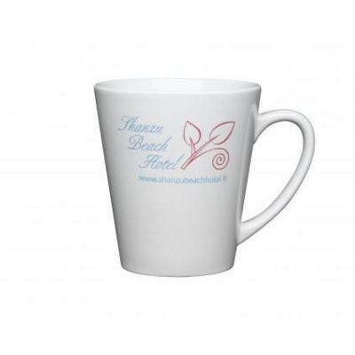 Picture of LATTE MUG in White