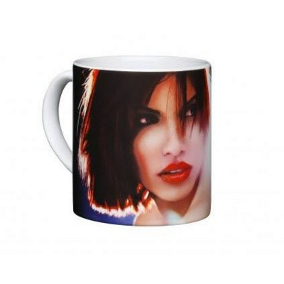 Picture of SATINSUB DINKY DURHAM PHOTO MUG in White